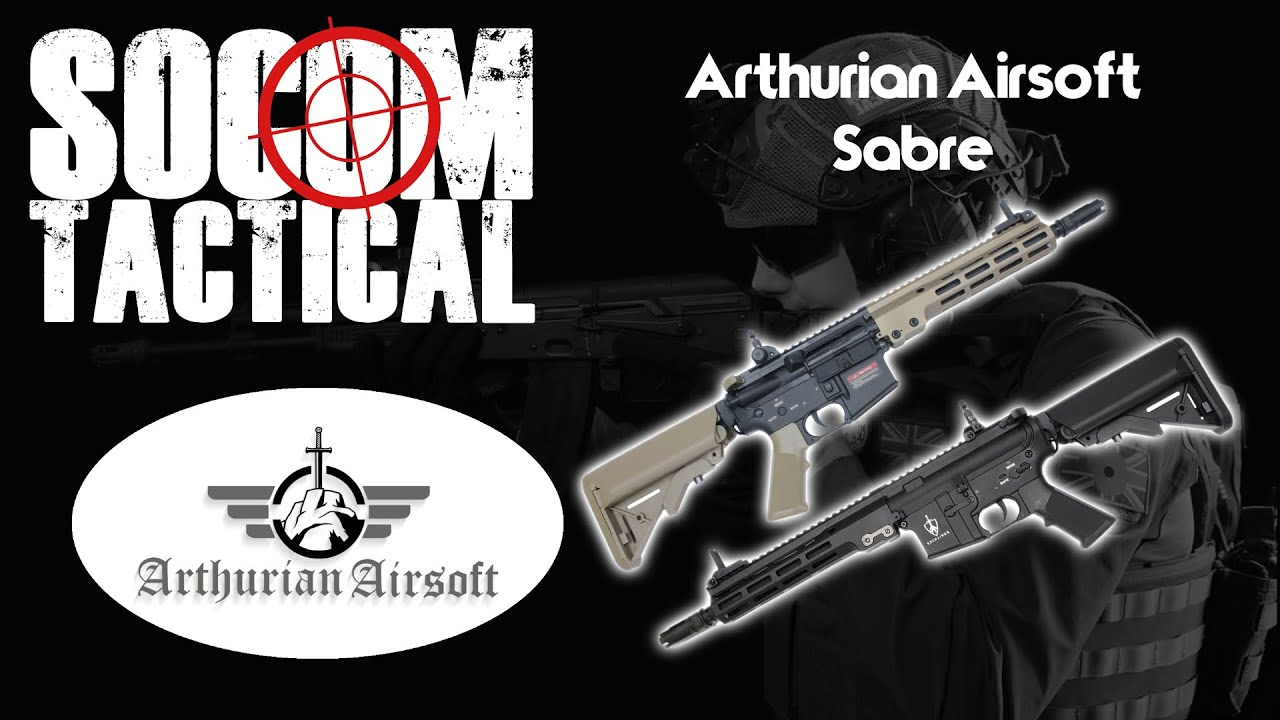 Arthurian Airsoft Sabre Review