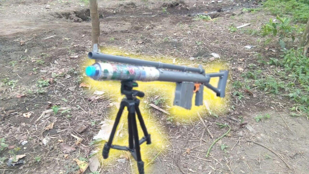 L'examen le plus puissant de fusil en PVC Airsoft !!