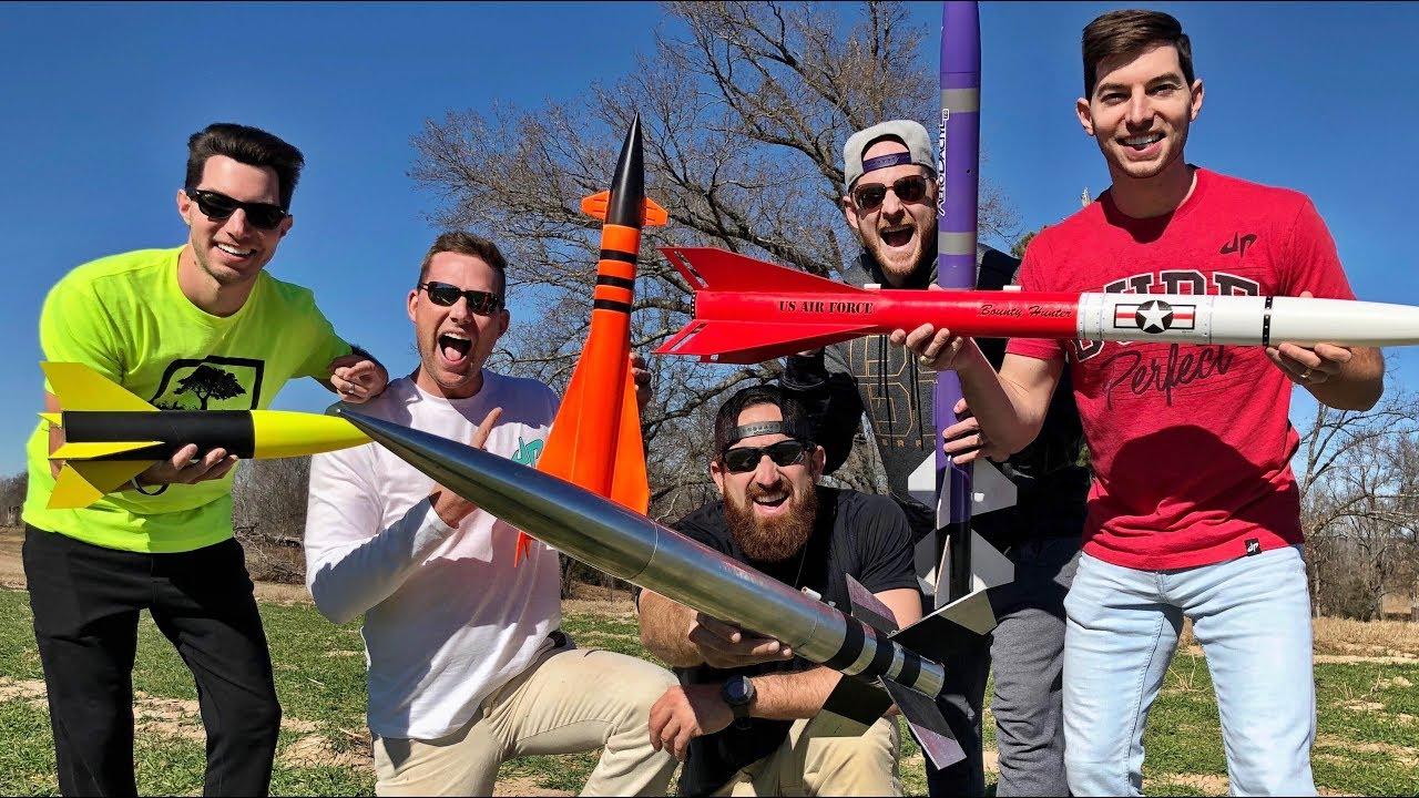Modèle Rocket Battle | Parfait mec