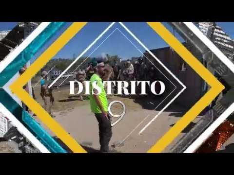 District 9 Airsoft Madrid. Première visite