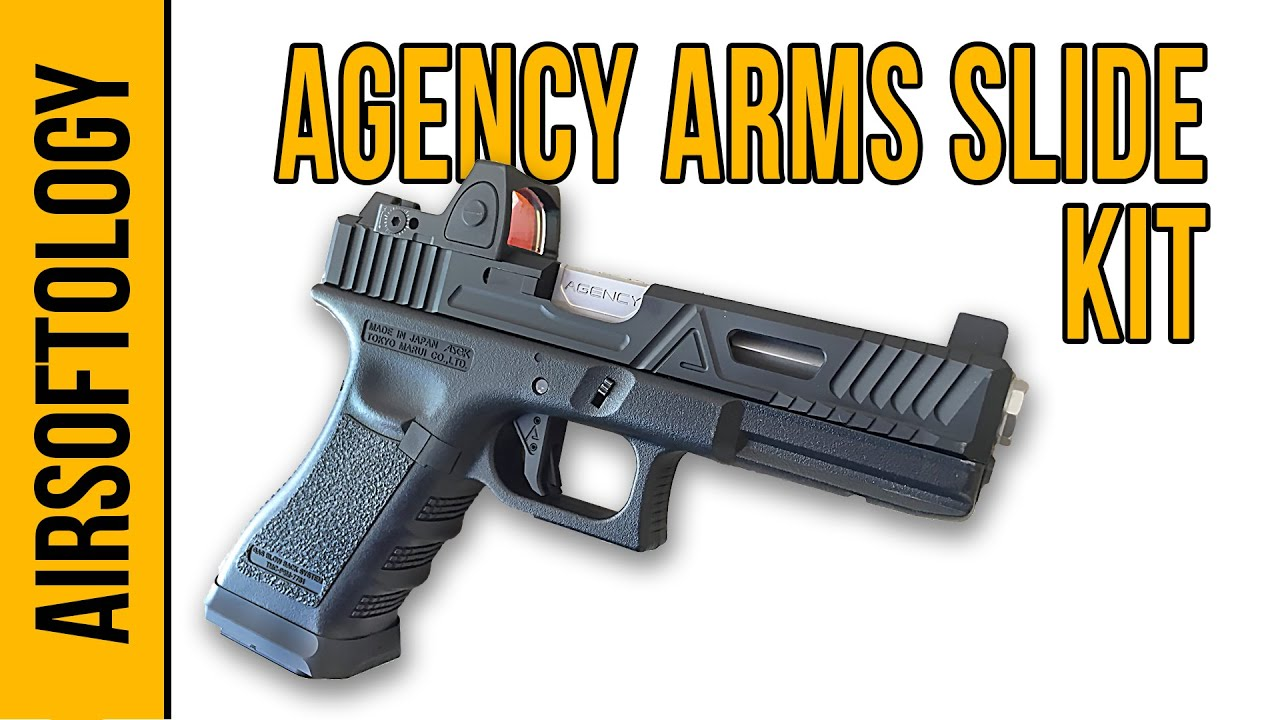 Agency Arms Airsoft Glock 17 Slide Kit (examen complet) | Revue d'Airsoftology