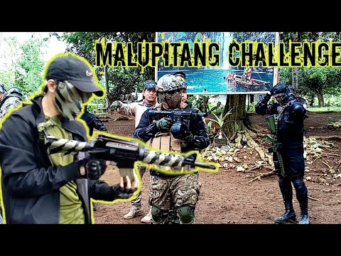 GRAND CHALLENGE / AIRSOFT GAME OVER THE FALLS