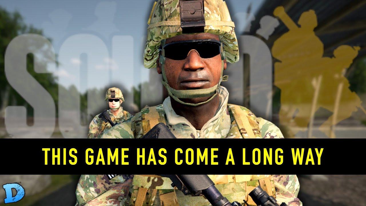 Gameplay SQUAD – Un grand jeu pour jouer avec des amis | (FPS tactique Mil-Sim)