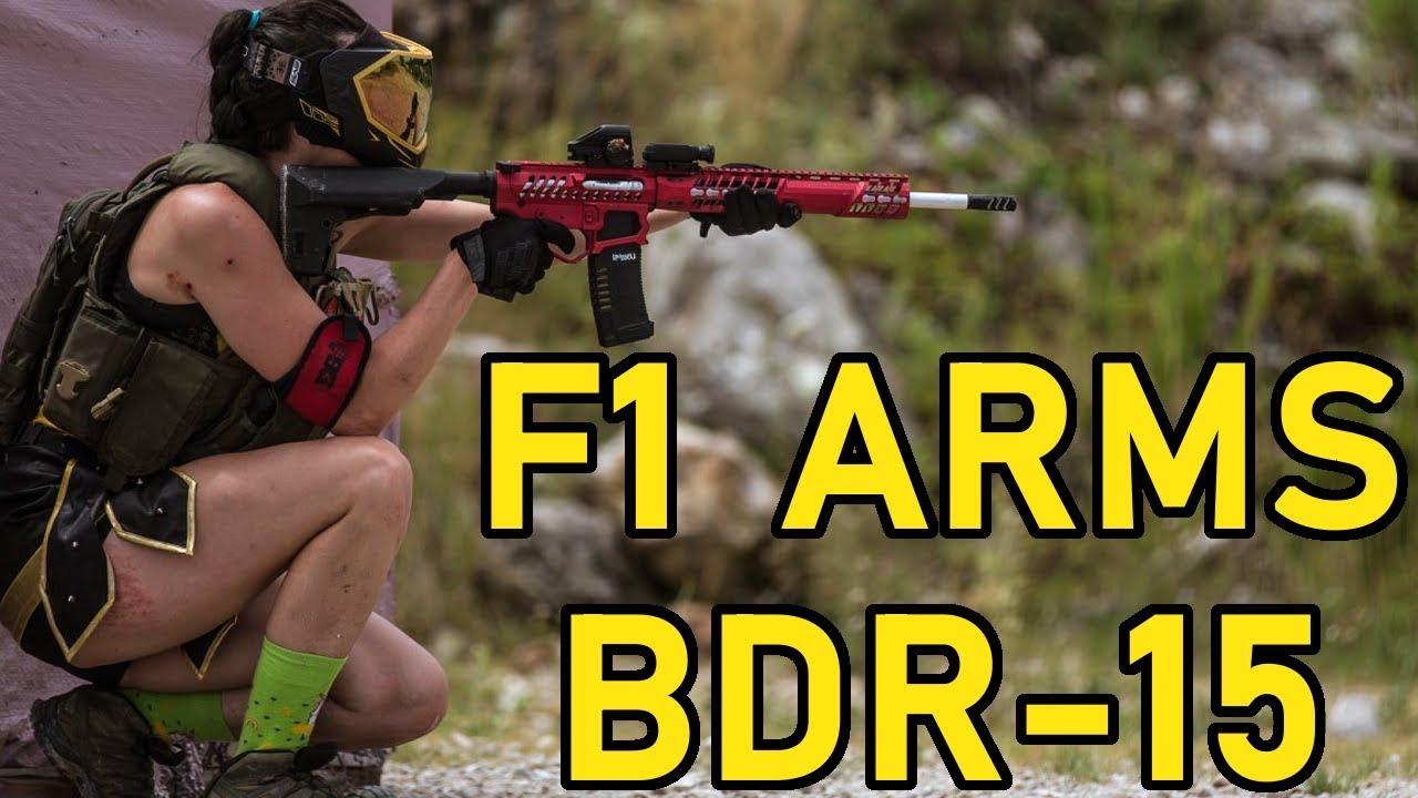 Bras EMG F1 BDR-15 3G RED / Tron   Tout droit sorti de la boîte (toujours en précommande)