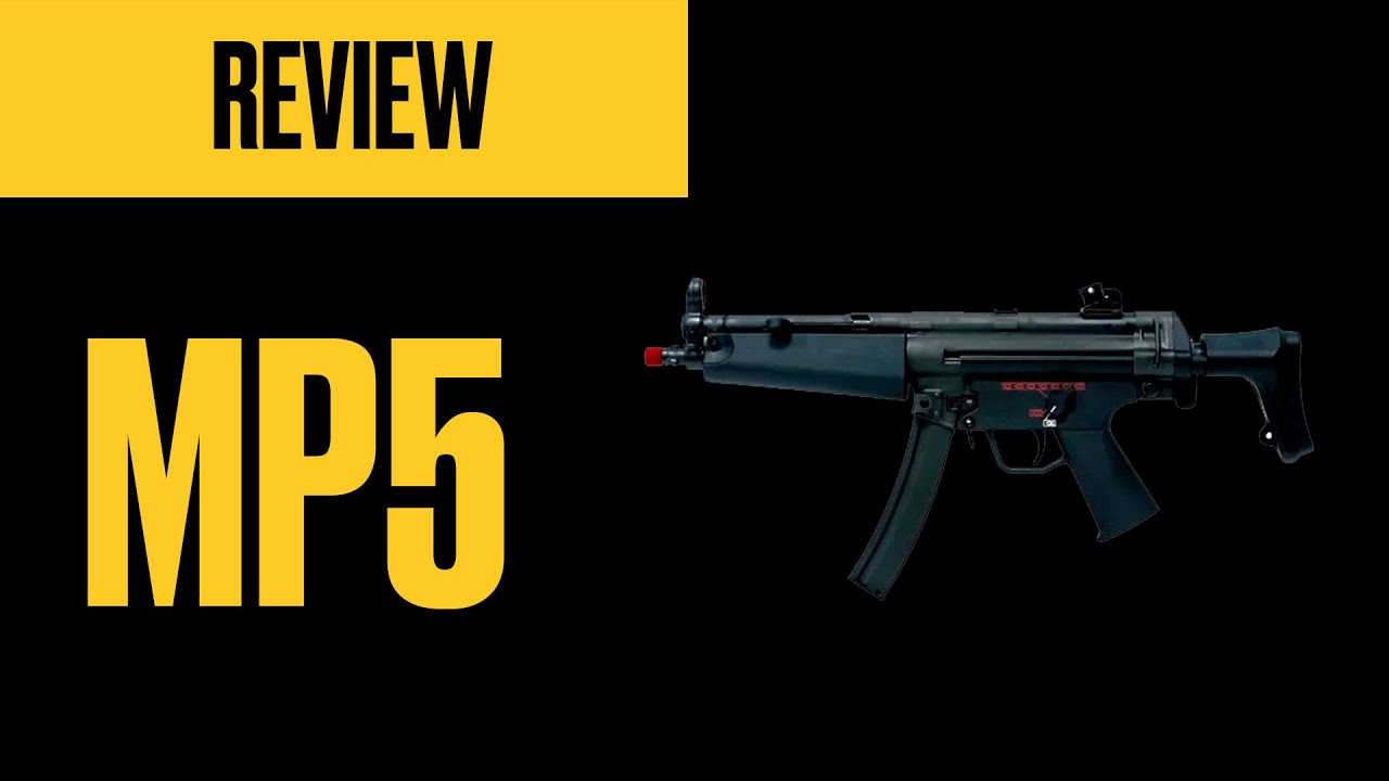 Test: Bolt MP5 et ICS AIRSOFT – AEG (électrique) – Pistolet mitrailleur Airsoft
