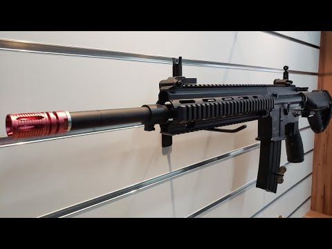 Avis Airsoft HK 416 M27 – Bras EVO