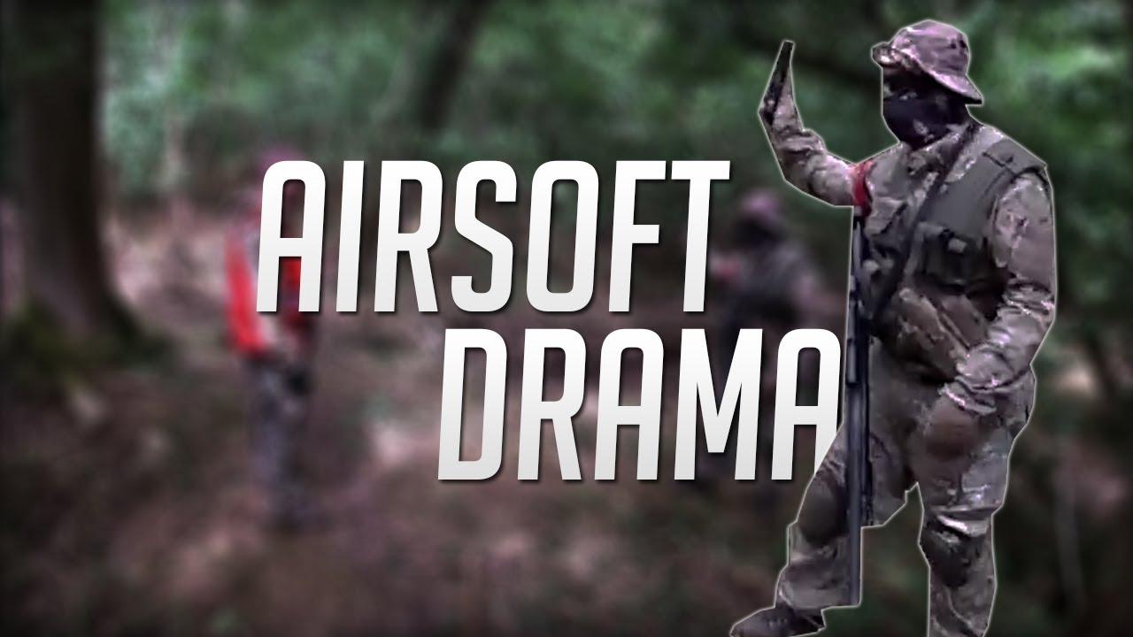 Airsoft Drama! | Airsoft DMR