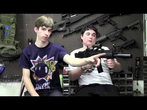DBoys FN SCAR-L MK16 Airsoft Video Review