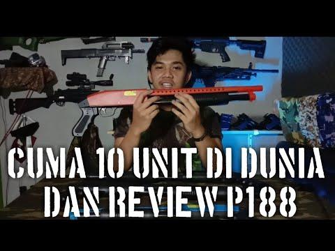ÉDITION LIMITÉE DCOBRA & P188   REVUE D'AIRSOFT INDONESIA