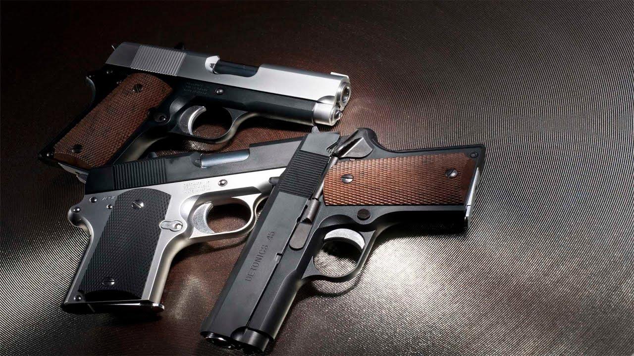 Viewer's Choice Tokyo Marui Detonics .45 GBB Pistol – RedWolf Airsoft RWTV