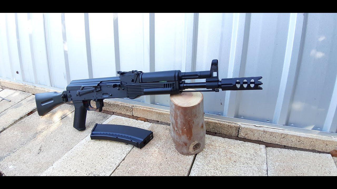 Mon avis sur l'AlphaKing AK-105