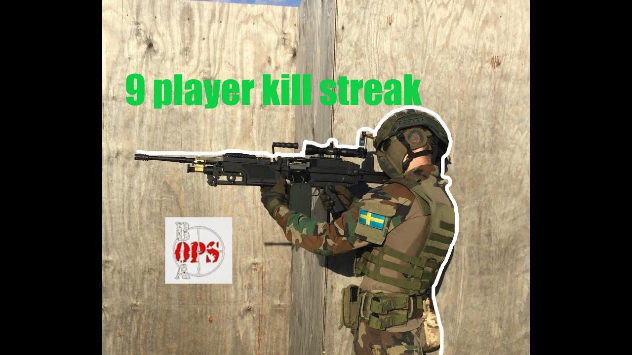Black Ops Team Death Match – Détruire l'ennemi!