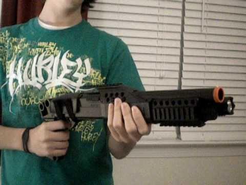 Fusil Airsoft Gun Review M180-A1
