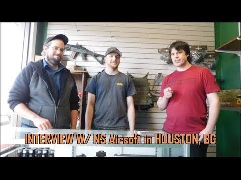 INTERVIEW AVEC NS AIRSOFT À HOUSTON, BC – DICE Airsoft