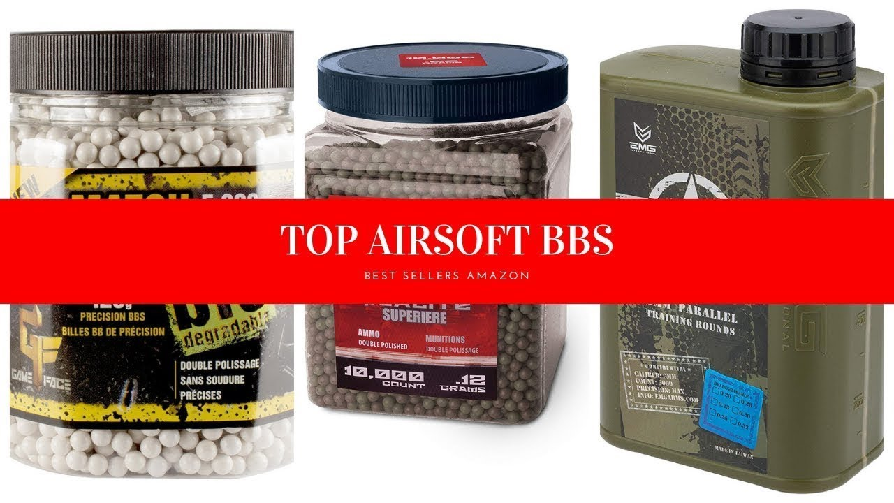 TOP 10 MEILLEUR AIRSOFT BBS Amazon Review