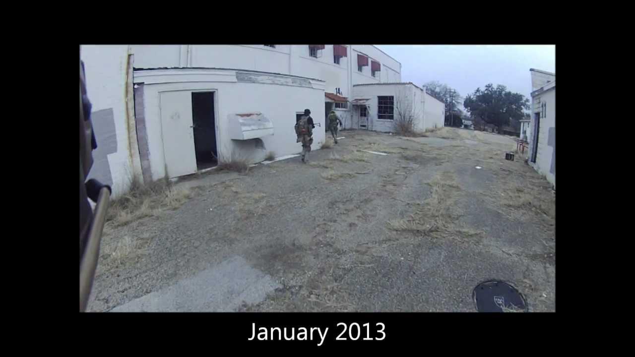 Blog vidéo Fast Action Airsoft de janvier