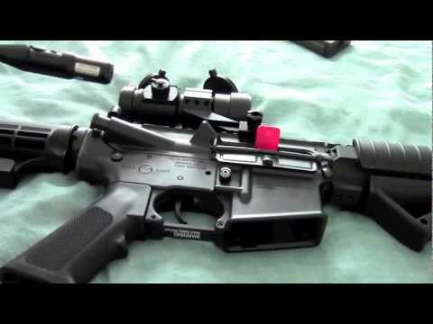 Walther PS22 Red Dot Scope unboxing / examen