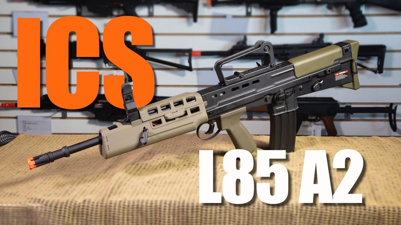 ICS L85 – (Airsoft Bullpup Review)
