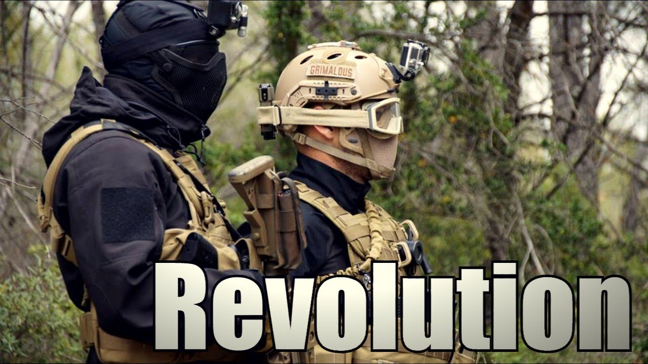 Airsoft   Revolution