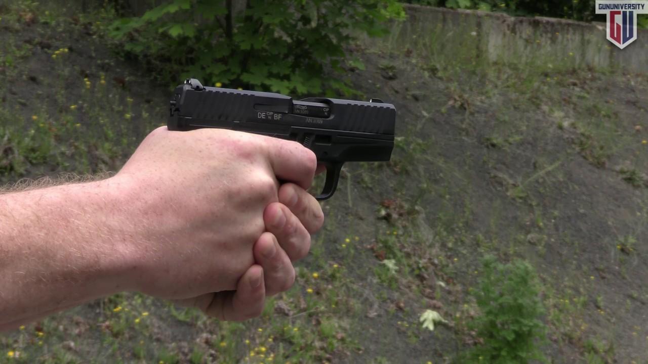 Gun Université Walther PPS M2