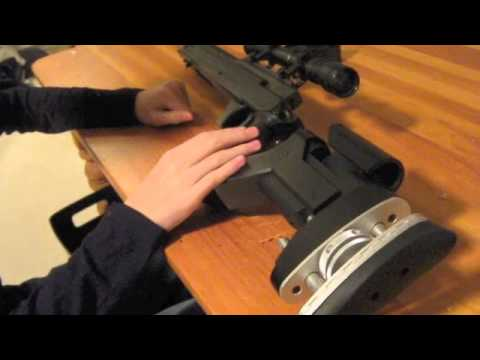 WELL MB05 Airsoft Sniper Review