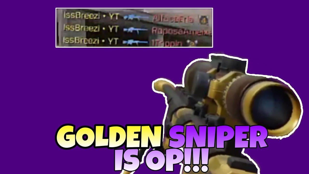 GOLDEN SNIPER EST OP !! | Faits saillants sur NukeTown