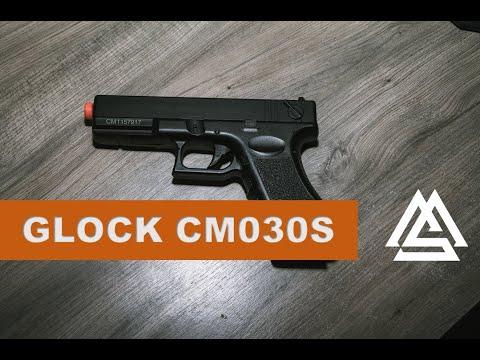 REVUE GLOCK CM030S
