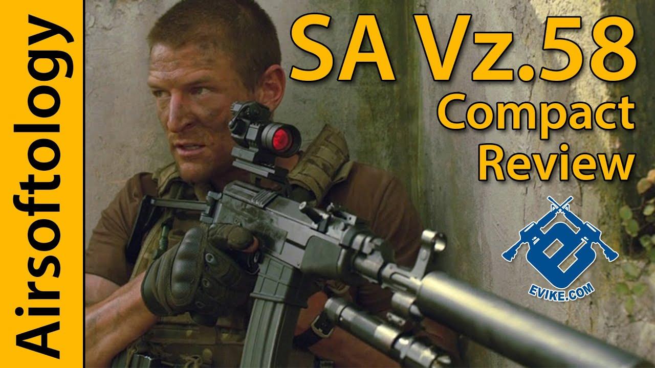 Ares SA Vz.58 Airsoft Rifle – Critique | Evike.com | Airsoftologie