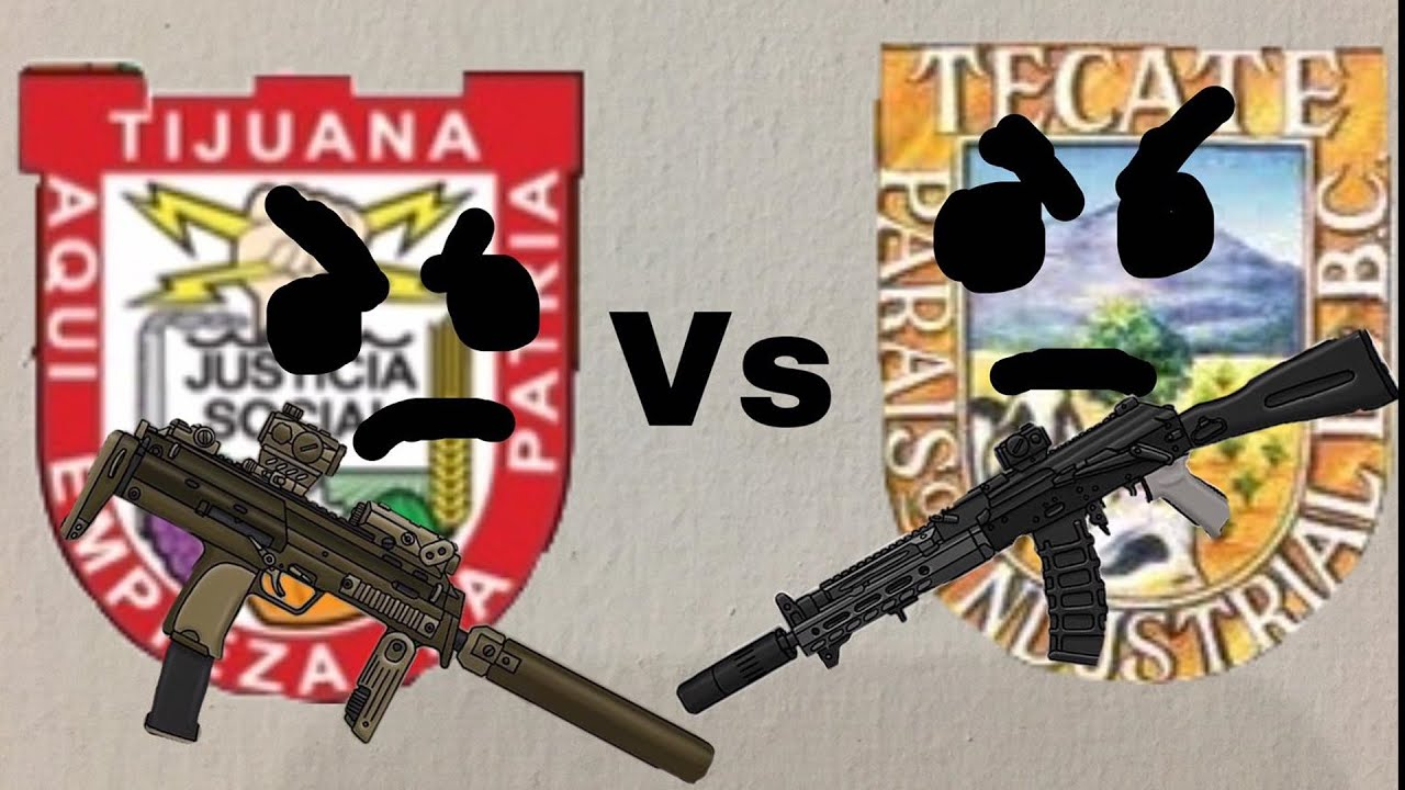 Tijuana contre Tecate [AIRSOFT] [MÉXICO]