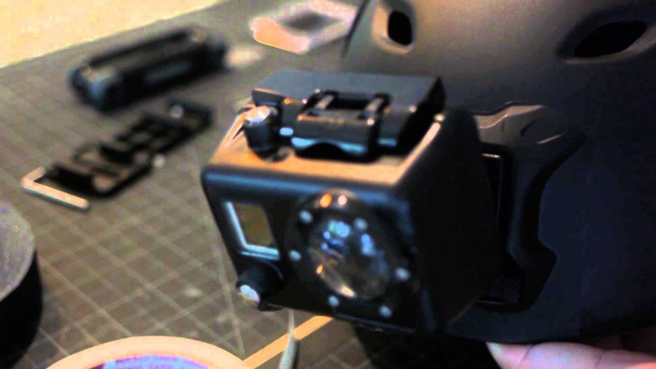 GoPro Mod (pour airsoft)