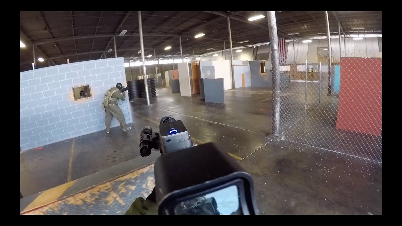 King of the Hill – Battalion Airsoft Arena (Jacksonville, FL 07/01/2017)