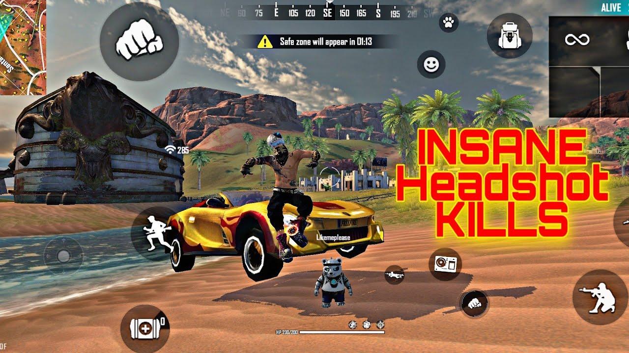 Headshots fous    Kill Montage    Mode de classement    Rush Gameplay !!