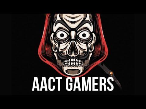 Aact Gamers Carte de match personnalisée Miramar avec le joueur fou AACT TONY en route pour 500 abonnés