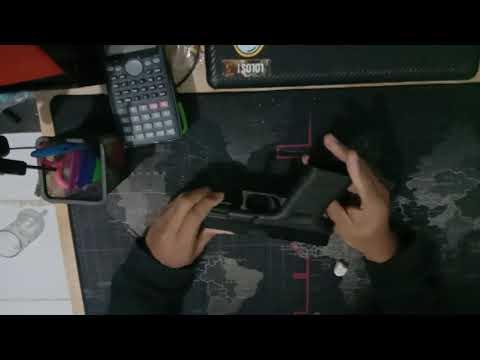 Courte critique Glock 19 KSC (Airsoft Gas blow back) – Pas de sous-titre anglais