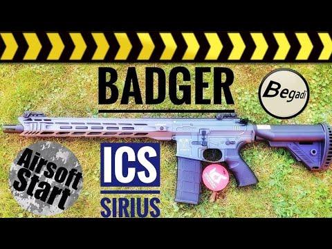 Critique ICS Sirius Badger