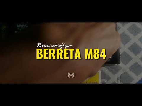 Avis sur Beretta M84 Airsoft Gun Pietro