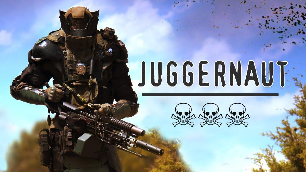 Juggernaut Airsoft Game – Il est temps de courir!