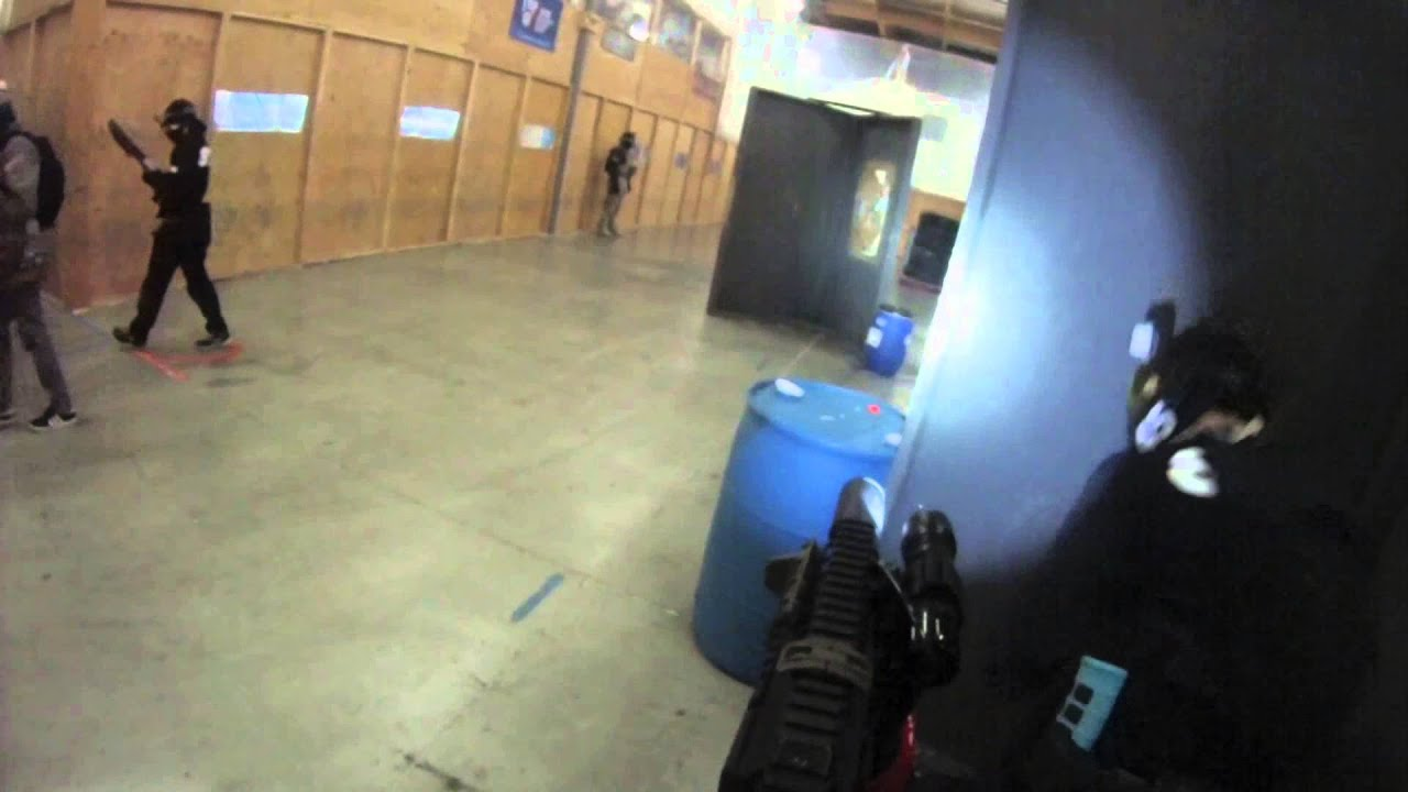 Paintball VS Airsoft – SYG CHEF