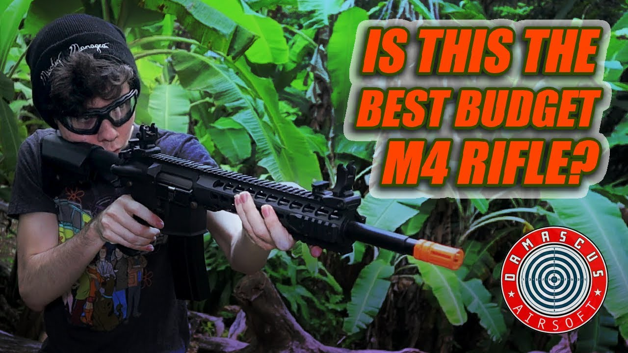 Meilleur fusil Budget M4 – Examen du Lancer Tactical LT-19B
