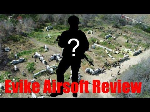 Revue d'Evike Airsoft | 300 $ d'articles