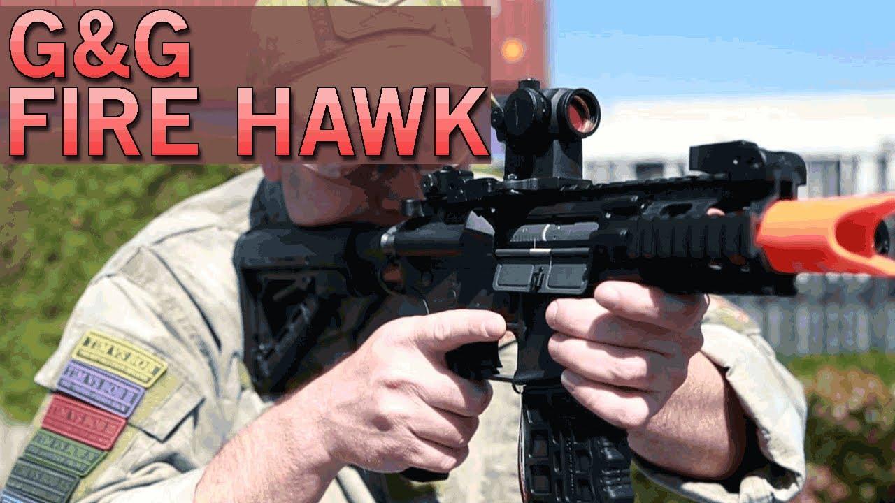 G&G Fire Hawk – Parfait pour CQB! – Aperçu du nouveau pistolet de G&G | Airsoft GI
