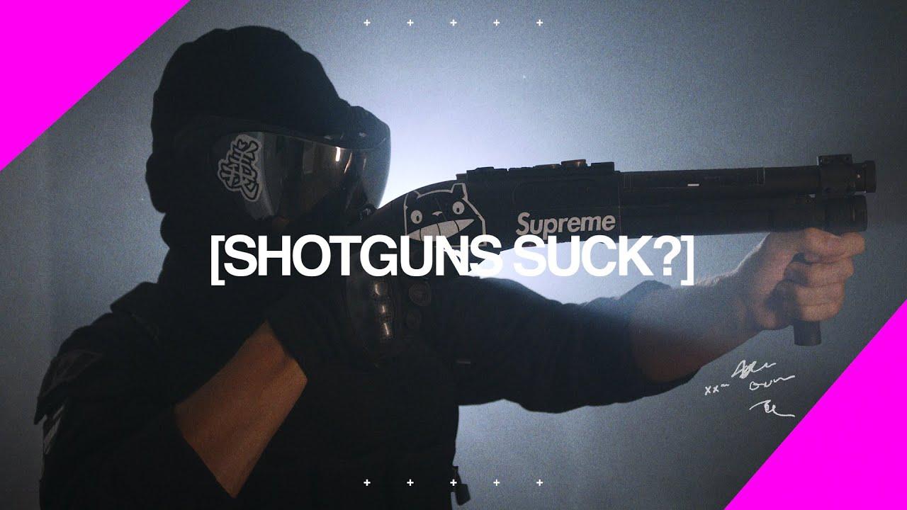Les fusils à pompe Airsoft sucent-ils?