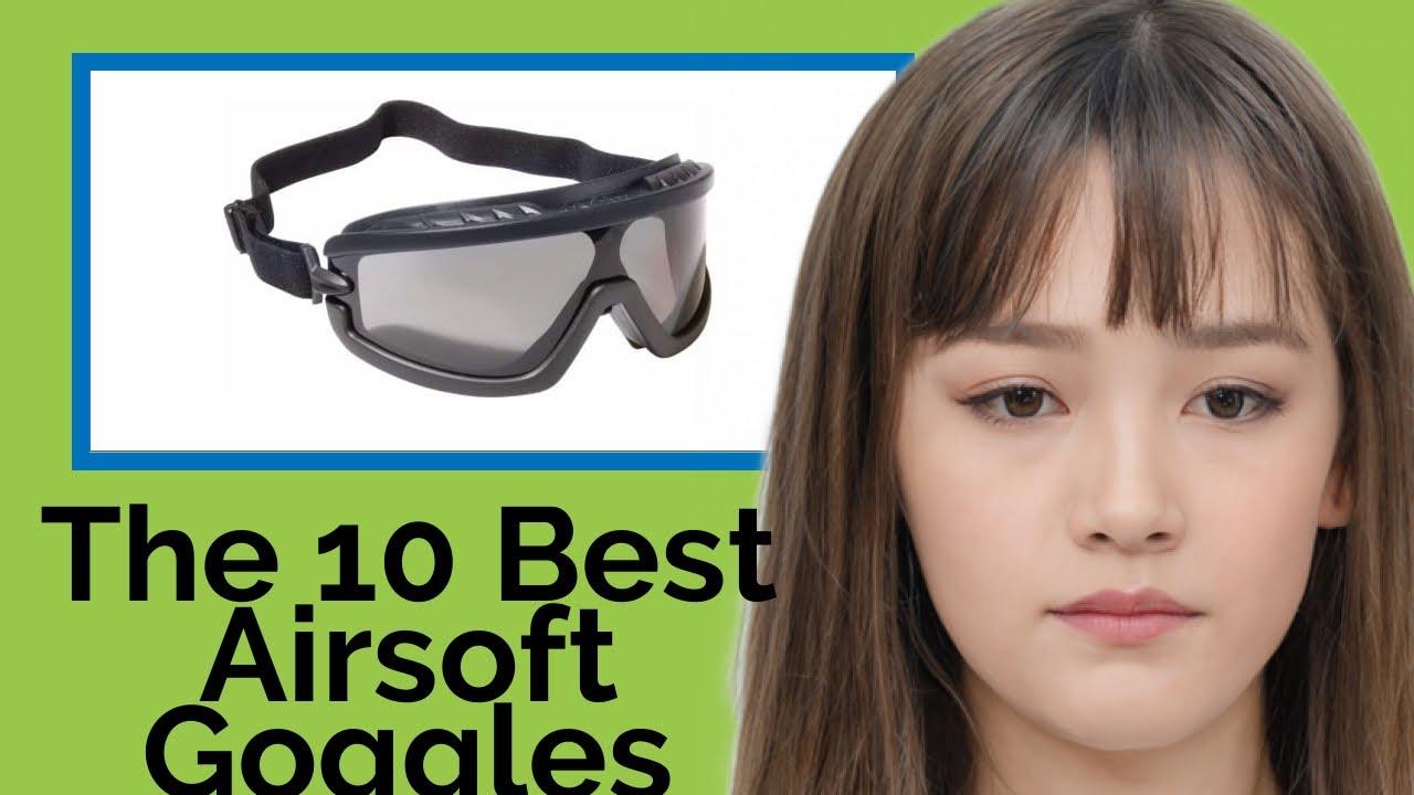 👉 Les 10 meilleures lunettes Airsoft 2020 (Guide de révision)