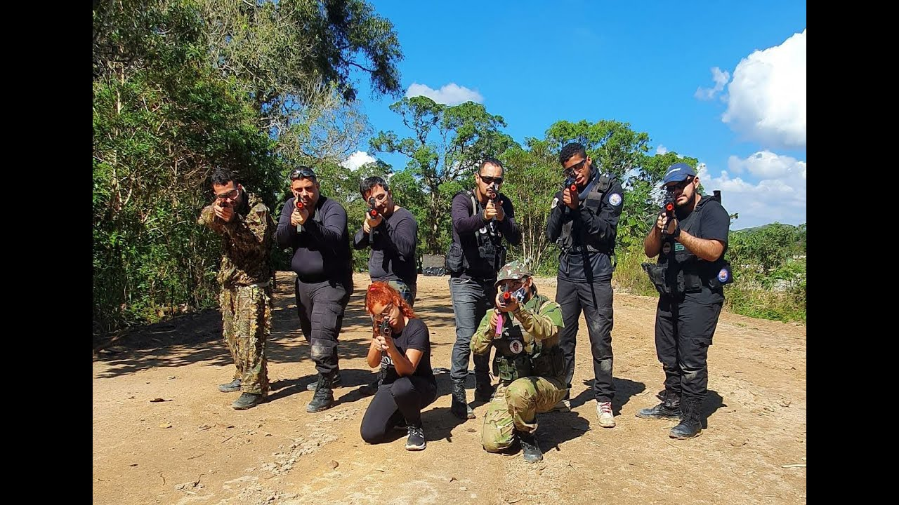 Formation tactique Airsoft, partie 2 (BlackBulletAirsoft)