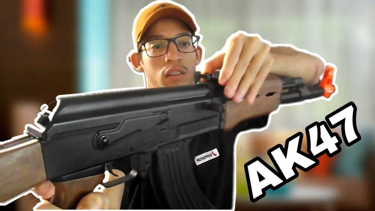REVUE AIRSOFT | AK47 CYMA CM522