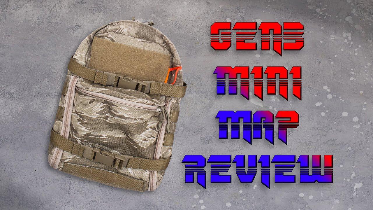 """Examen de la mini-carte """"GMR"""" Gen 2 (version Roman Kurmaz)"""