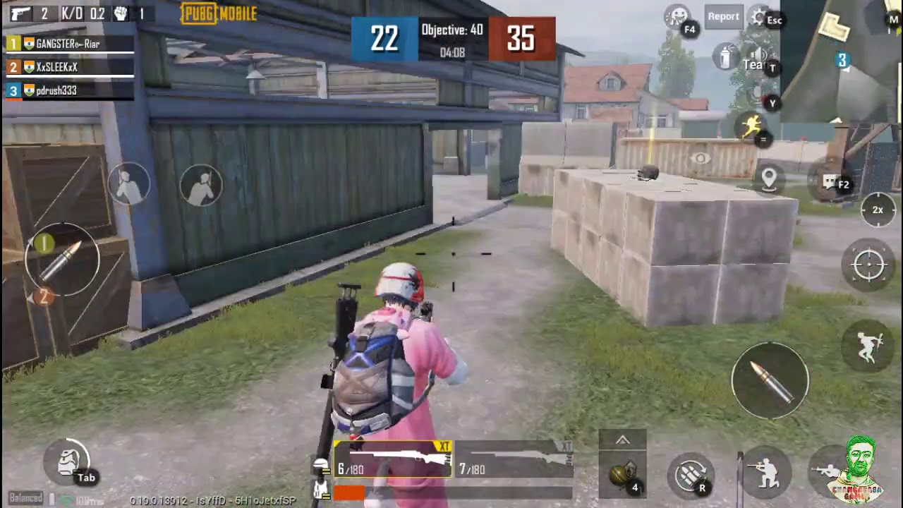 GAMEPLAY M24 ET MATCH INSANE DANS TDM | CHANGABABA GAMER