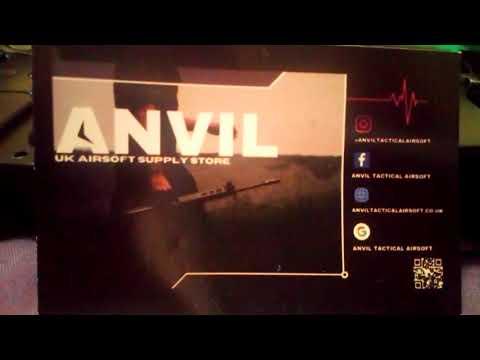 ANVIL TACTICAL AIRSOFT (avis produit)