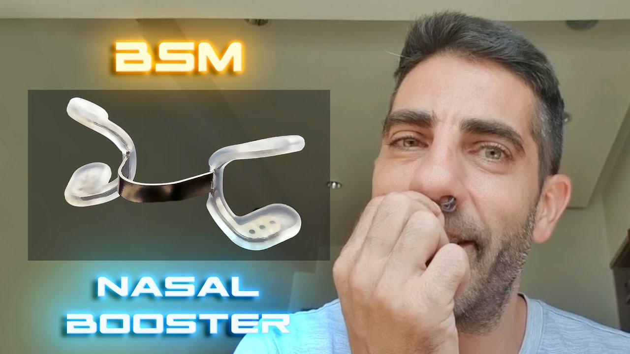 【AST】 BSM Nasal Booster examen