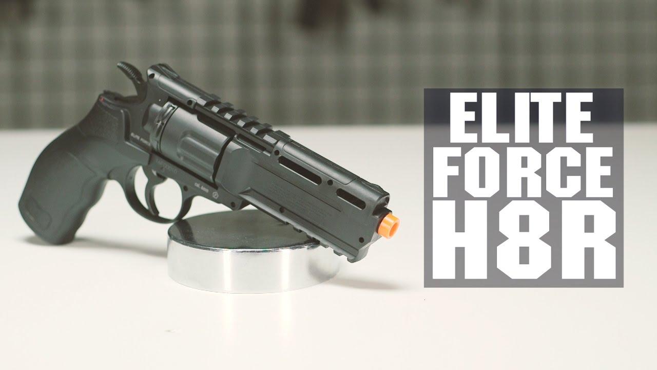 Revolver Elite Force H8R Co2 | Pistolet au meilleur rapport qualité / prix pour 60 $? | AIRSOFTGI.COM